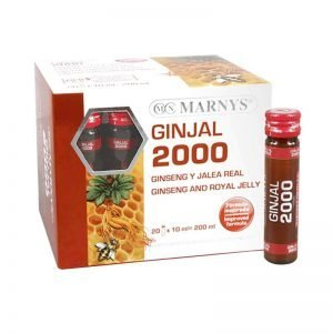 GINJAL 2000 20 viales MARNYS