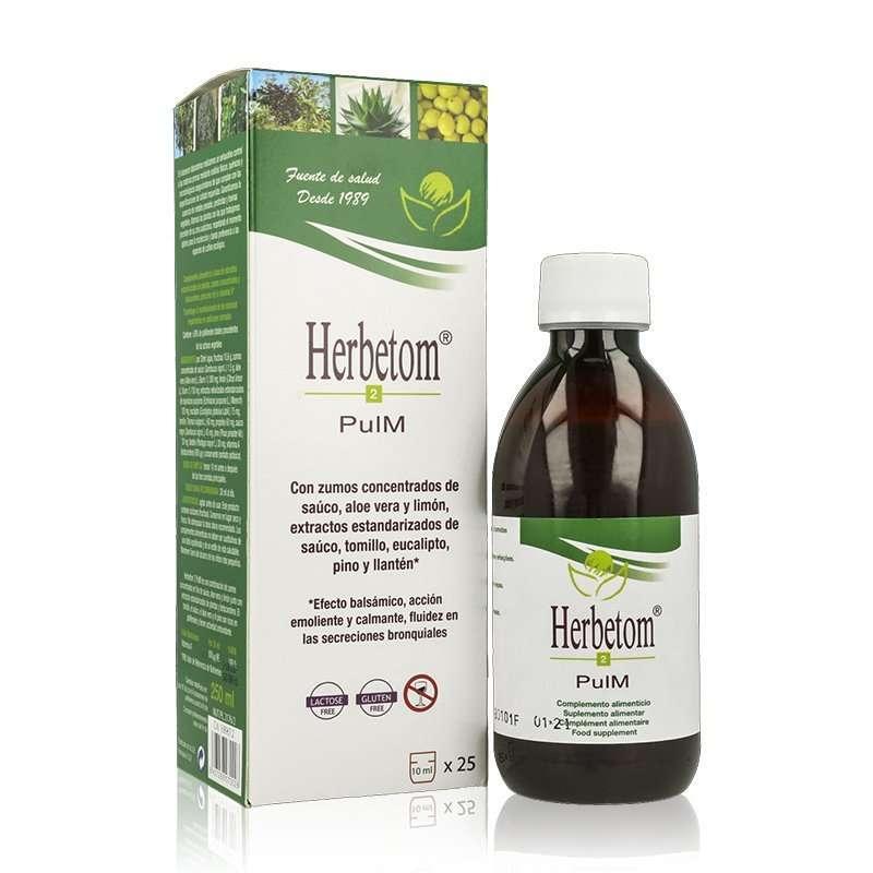 Herbetom 2 PulM jarabe Bioserum 250ml