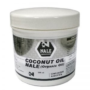 Coconut Oil Nale 500 ml