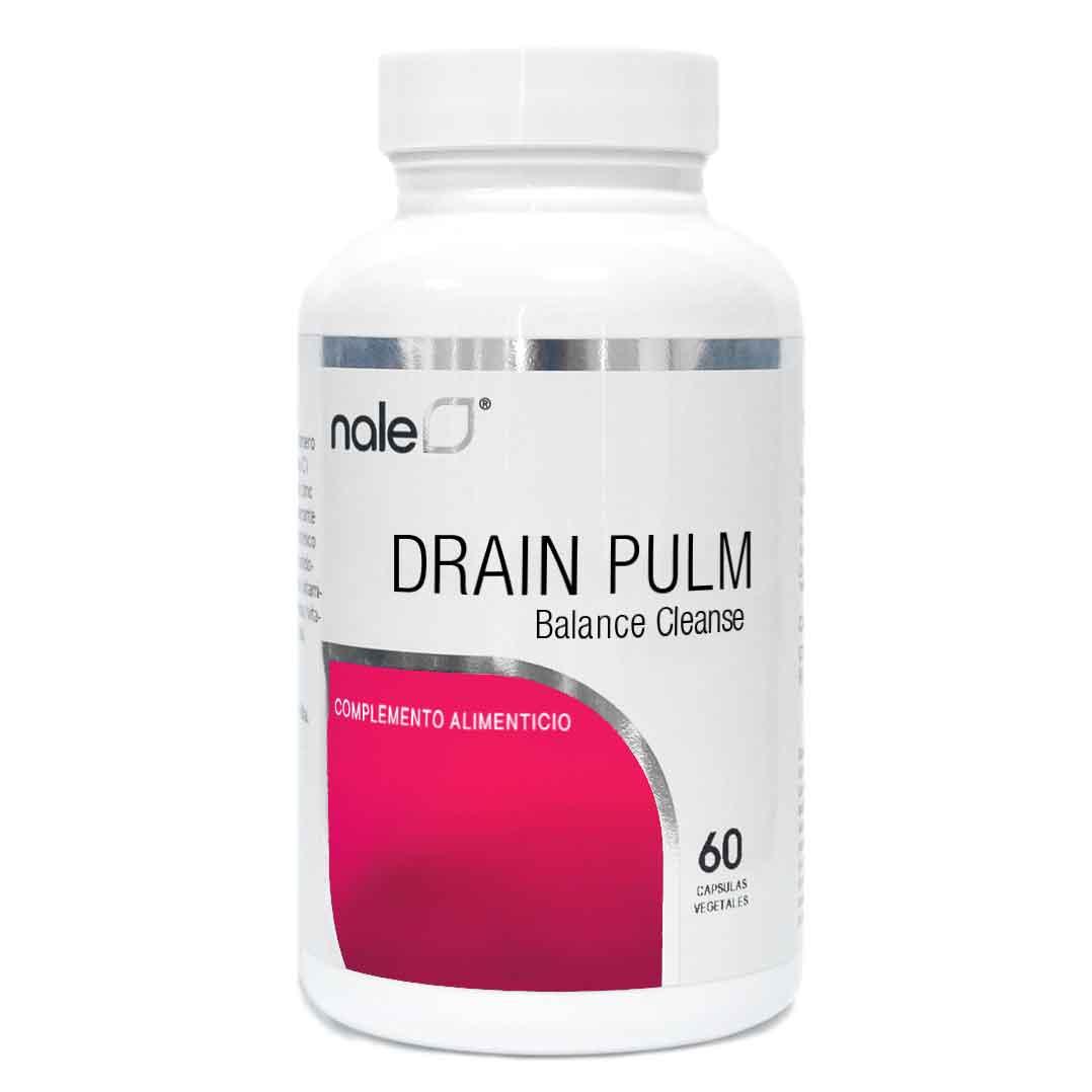 Drain Pulm Balance Cleanse Nale 60 caps