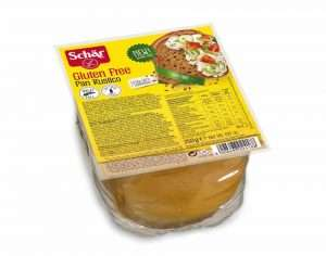 Pan Rústico Sin Gluten Schär 250 gr