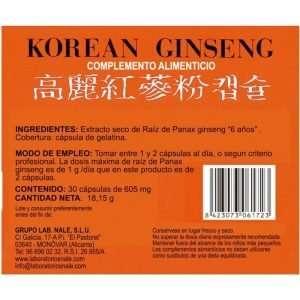 Ginseng Nale