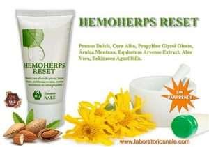 HEMOHERPS RESET