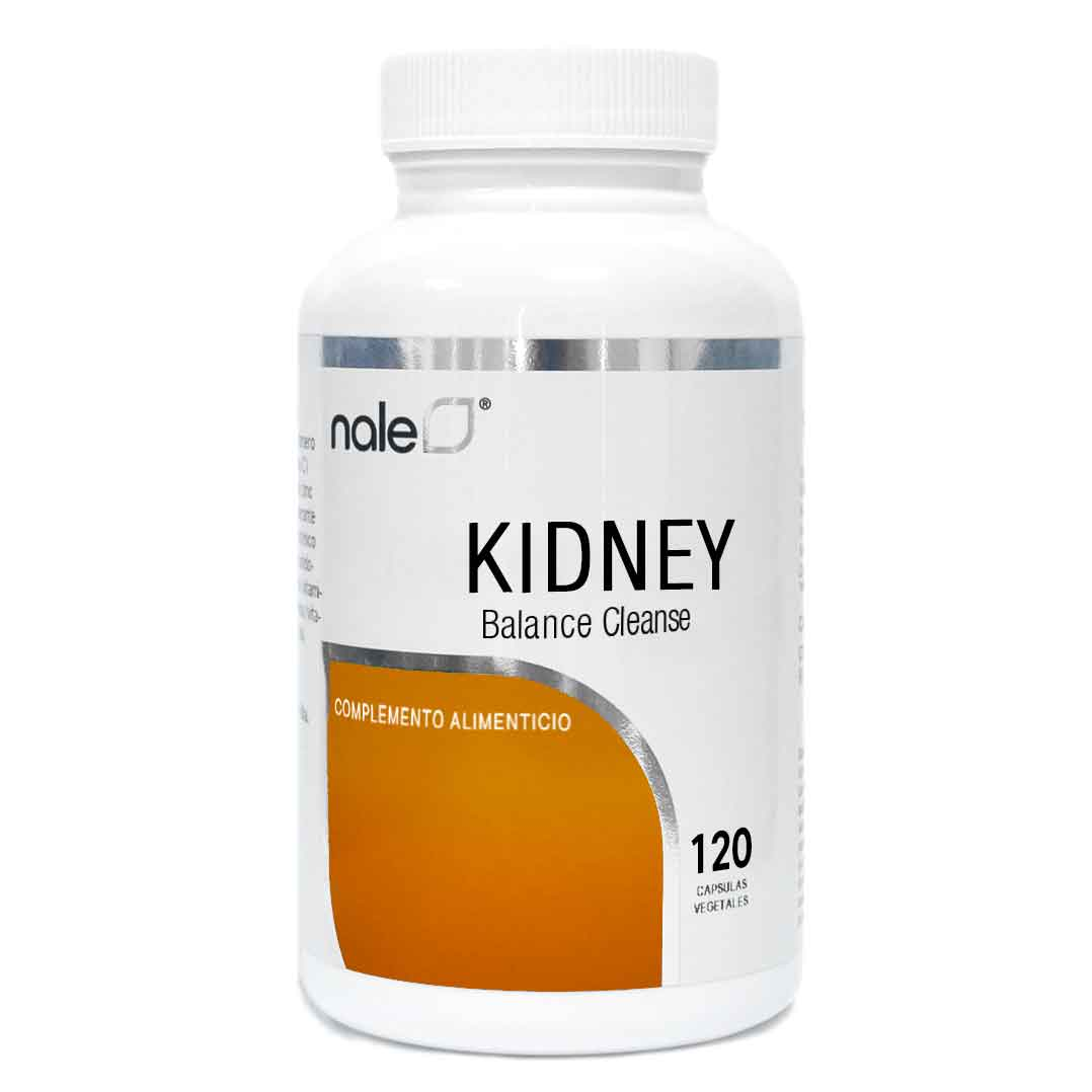 Kidney Balance Cleanse Nale 120 caps