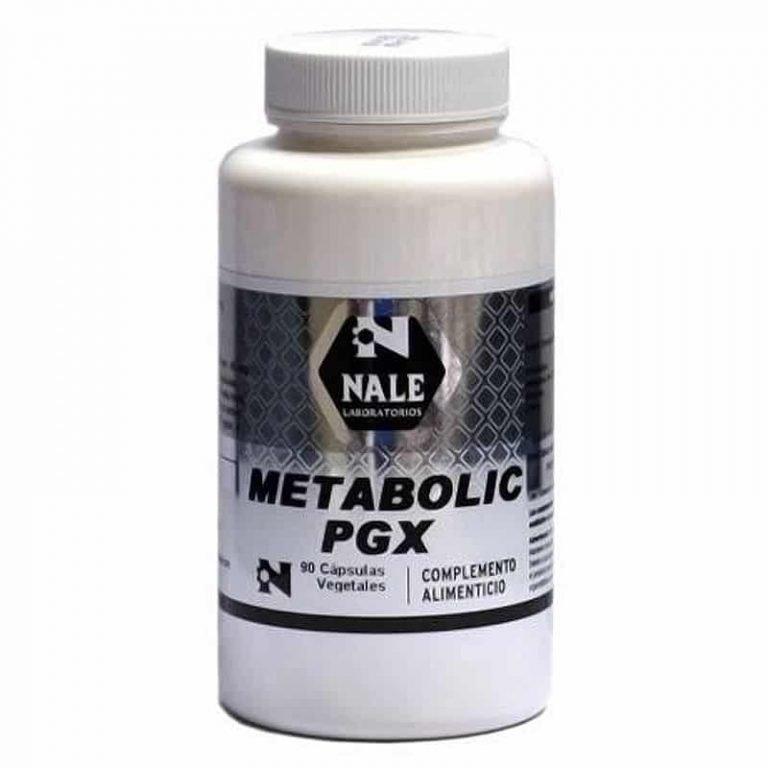 Metabolic PGX 90 cápsulas