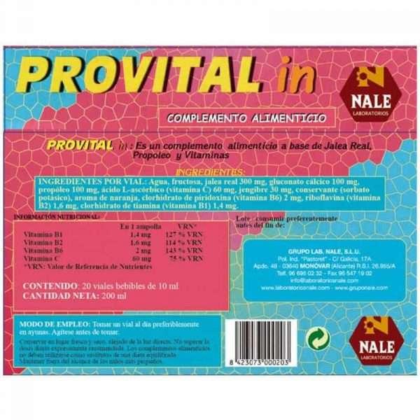 Provital Infantil