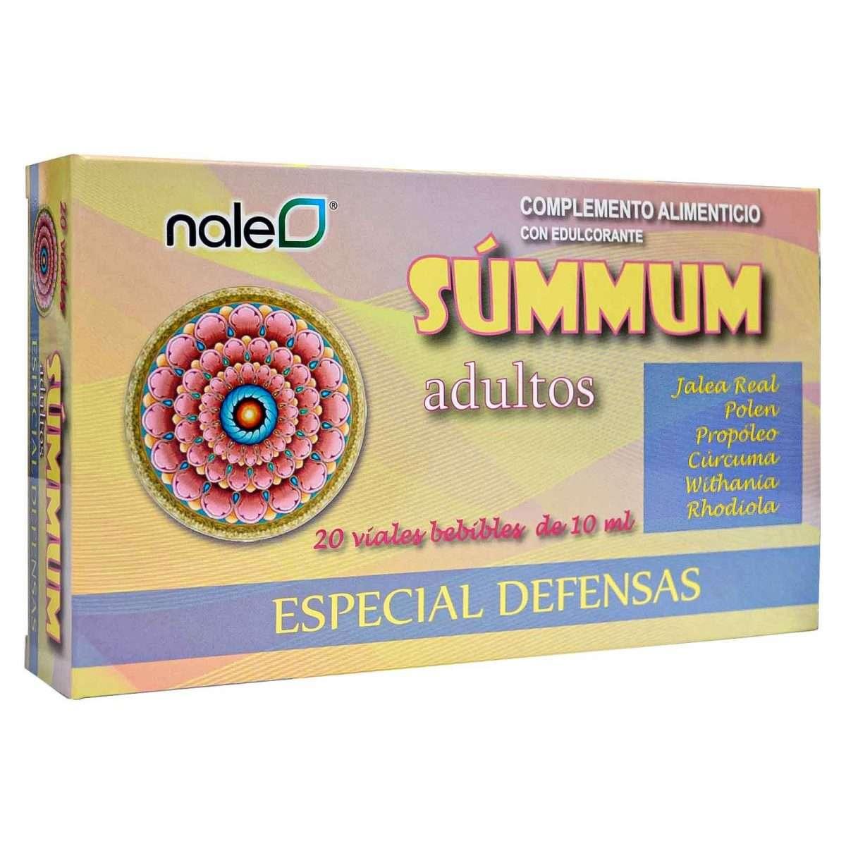 Súmmum Nale 20 viales