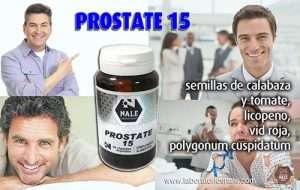 PROSTATE 15