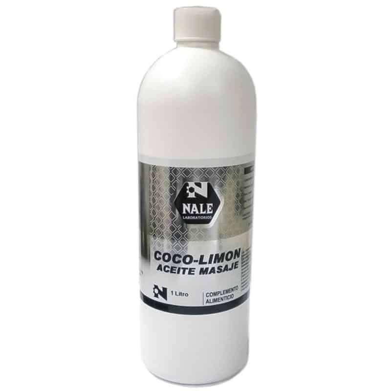 Aceite Masaje Coco Limón