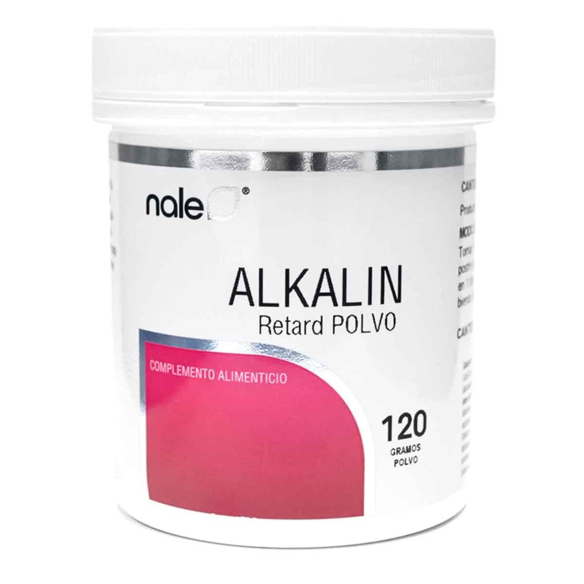 Alkalin Retard Polvo Nale 120 gr