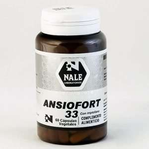 Ansiofort 33 60 cápsulas