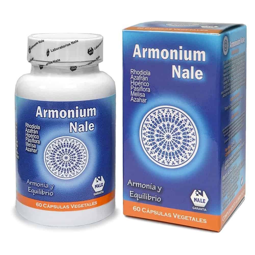 Armonium Nale 60 cápsulas