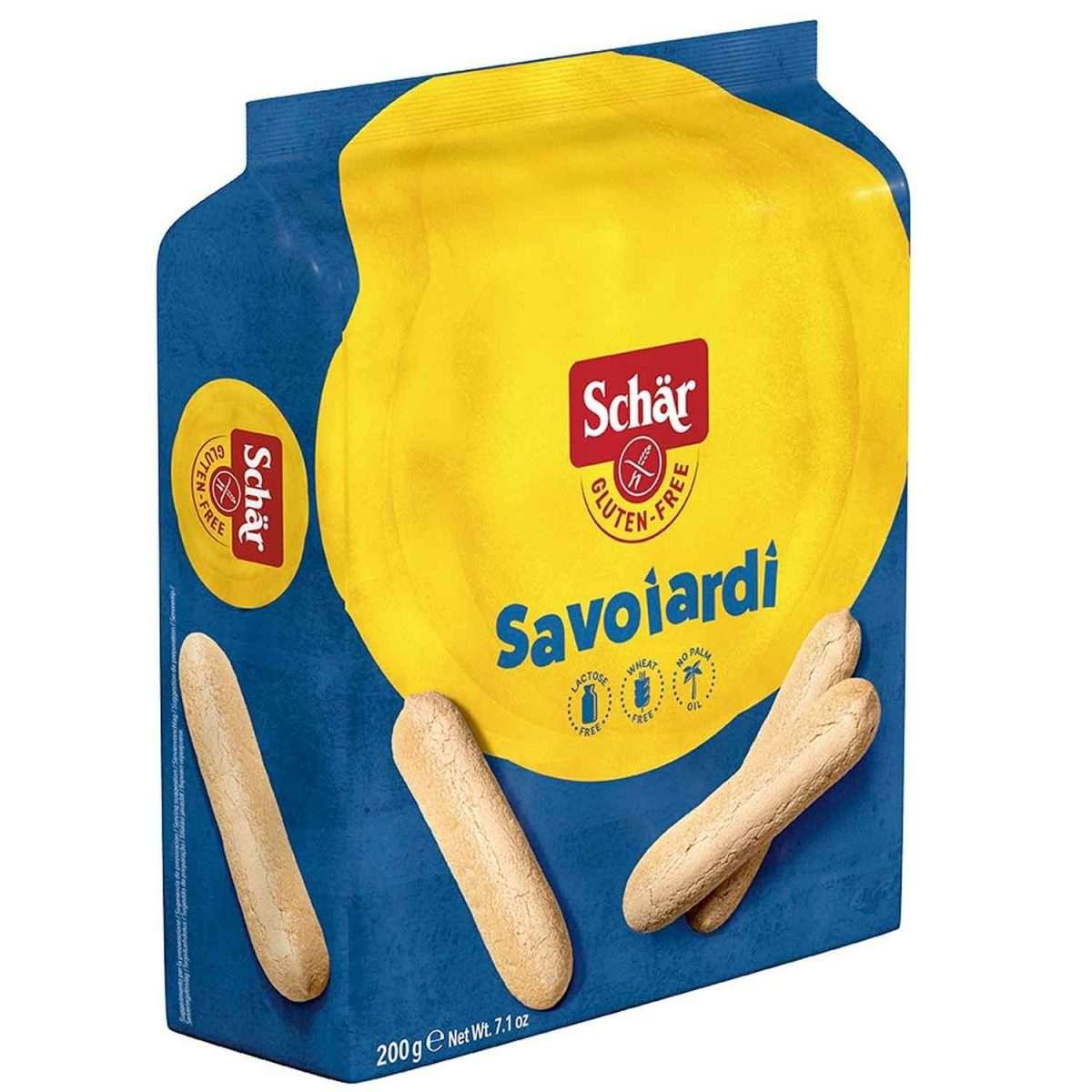 Bizcochos Soletilla Savoiardi Schär 200g