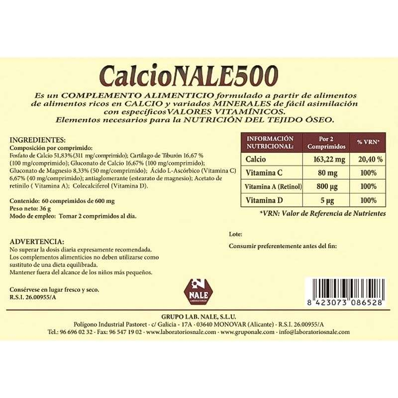 Calcionale 500