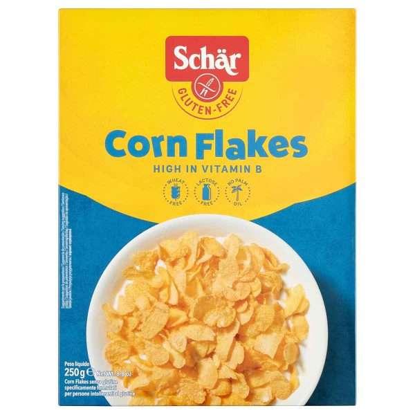 Corn Flakes Sin Gluten Schär 250 gr
