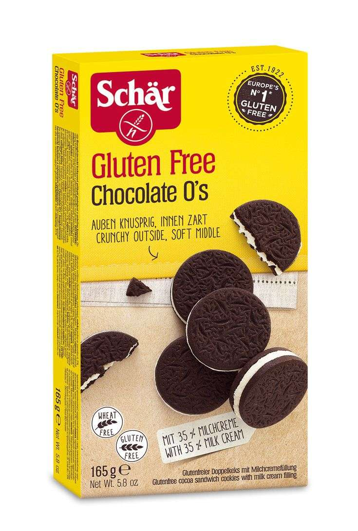 Chocolate O's Schär