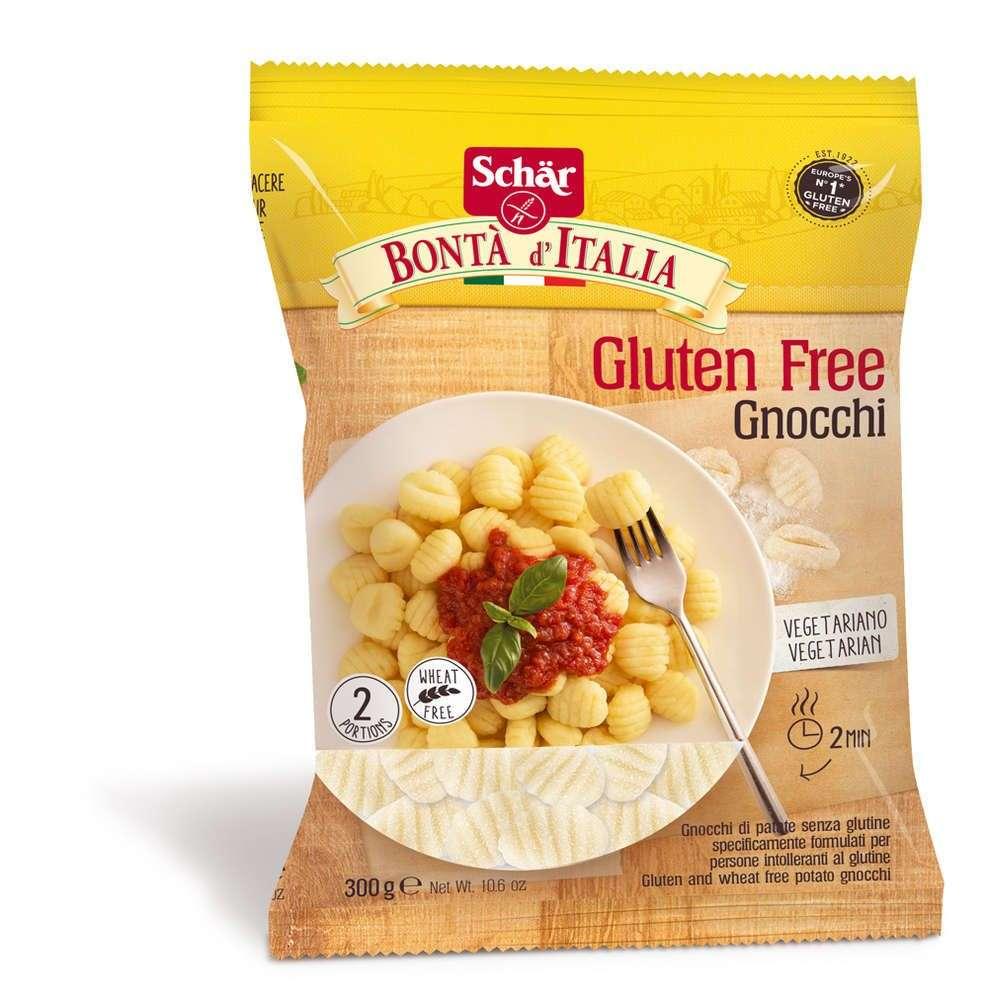 Gnocchi sin gluten Schär 300 gr