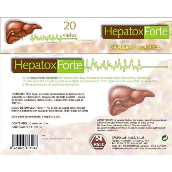 Hepatox Forte