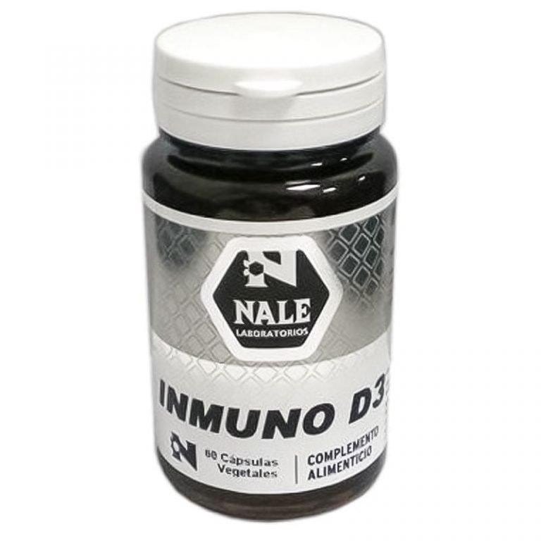 Inmuno D3 60 cápsulas