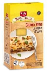 Lasagne Sin Gluten Schär 250 gr