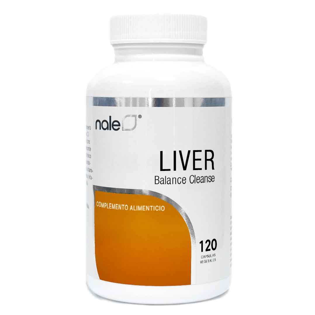 Liver Balance Cleanse Nale 120 caps
