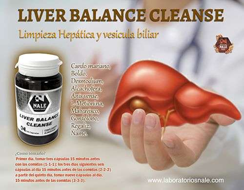 Liver Balance Cleanse