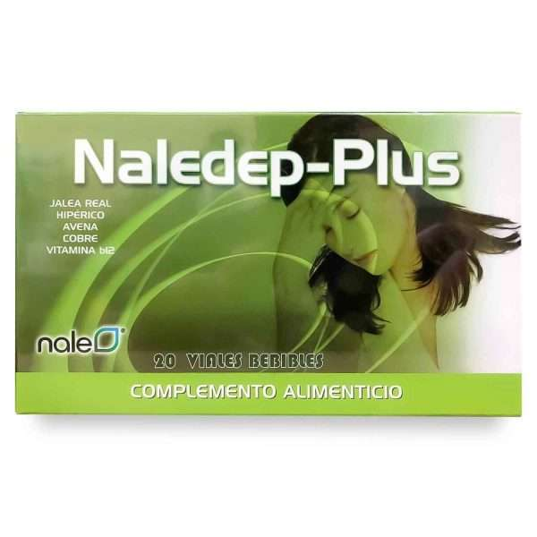 Naledep Plus Nale 20 ampollas