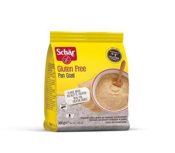 Pan rallado Sin Gluten Schär 300 gr