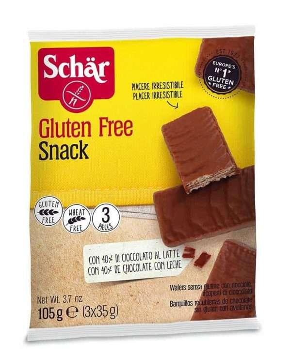 Snack Sin Gluten Schär 105 gr