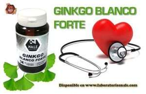 Ginkgo Blanco Forte