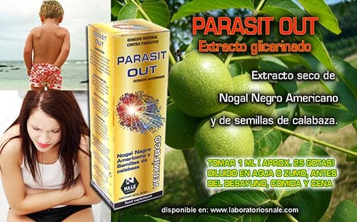 Parasit Out 50 ml