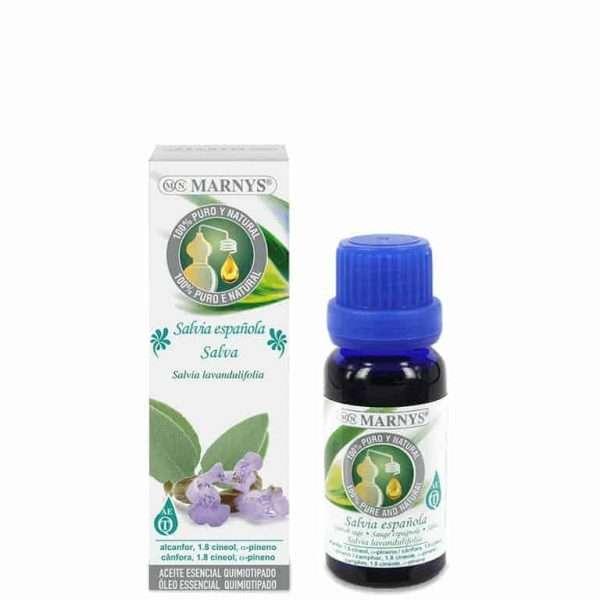 Aceite Esencial de Salvia Española