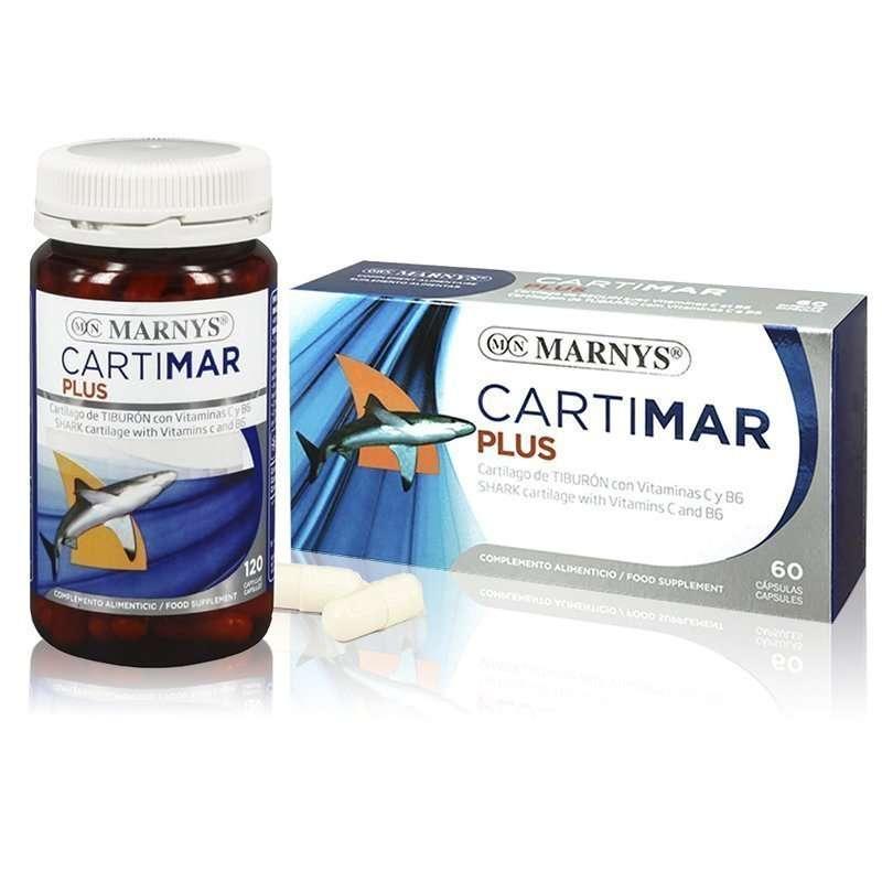 Cartimar Plus Marnys 60-120 caps