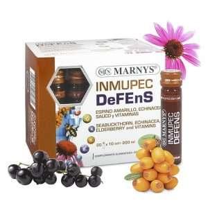 Inmupec Defens Marnys 20 viales