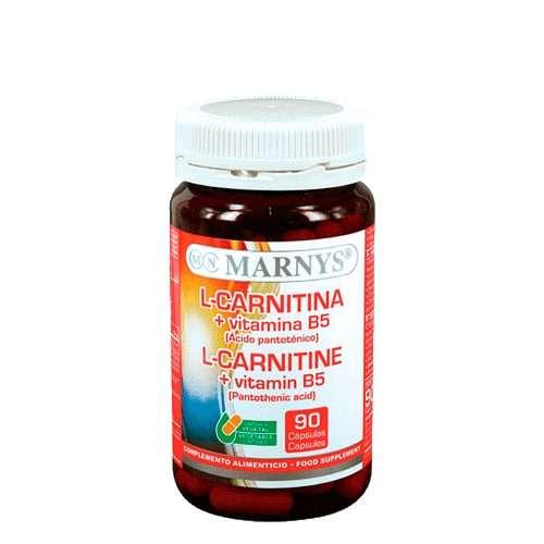 L Carnitina con Vitamina B