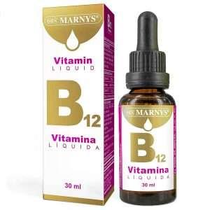 Vitamina B12 Líquida Marnys 30 ml