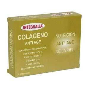 Colageno Anti Age 30 cápsulas Integralia