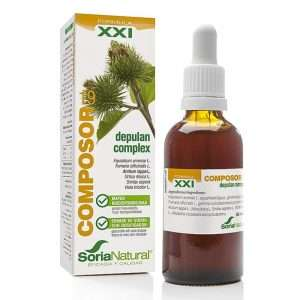 Composor 19 Depulan Complex Soria Natural 50 ml