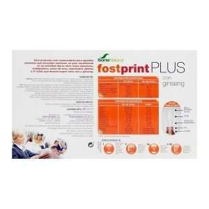Fost Print Plus 20 viales Soria Natural