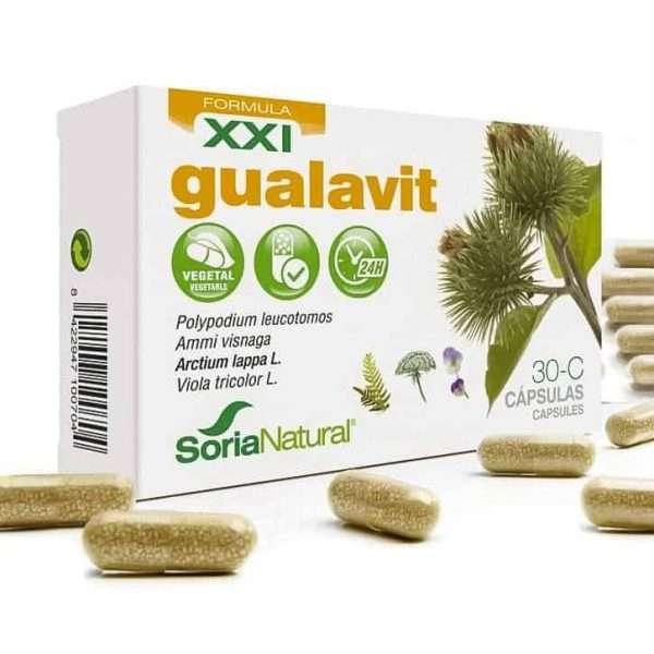 Gualavit Soria Natural