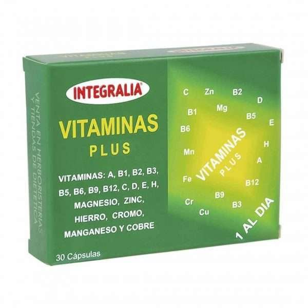 Vitaminas Plus
