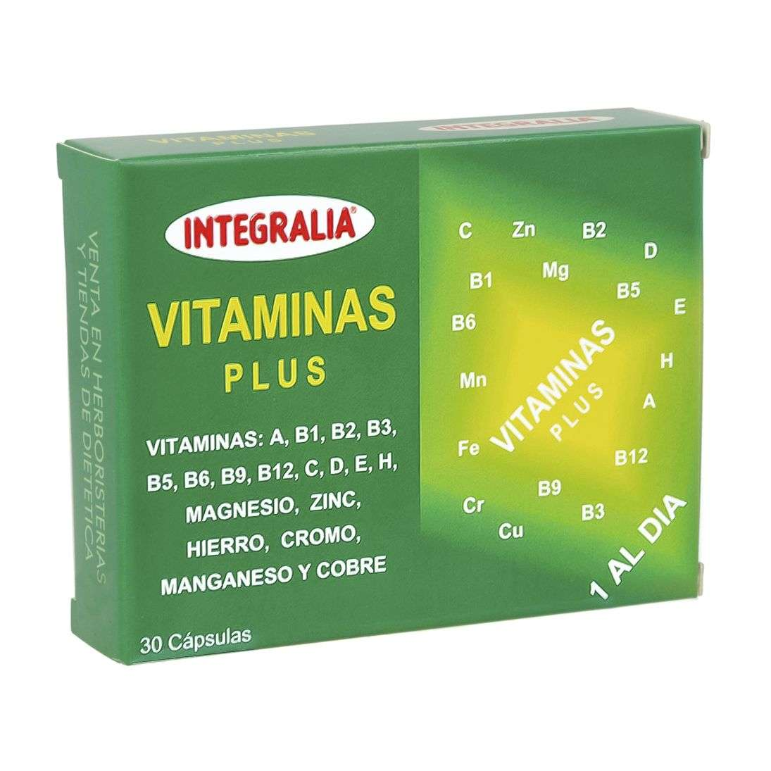 Vitaminas Plus