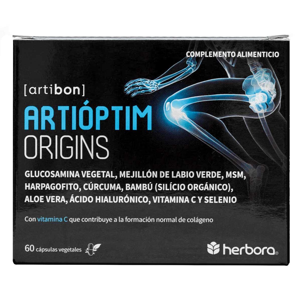 Artióptim Origins Herbora 60 caps