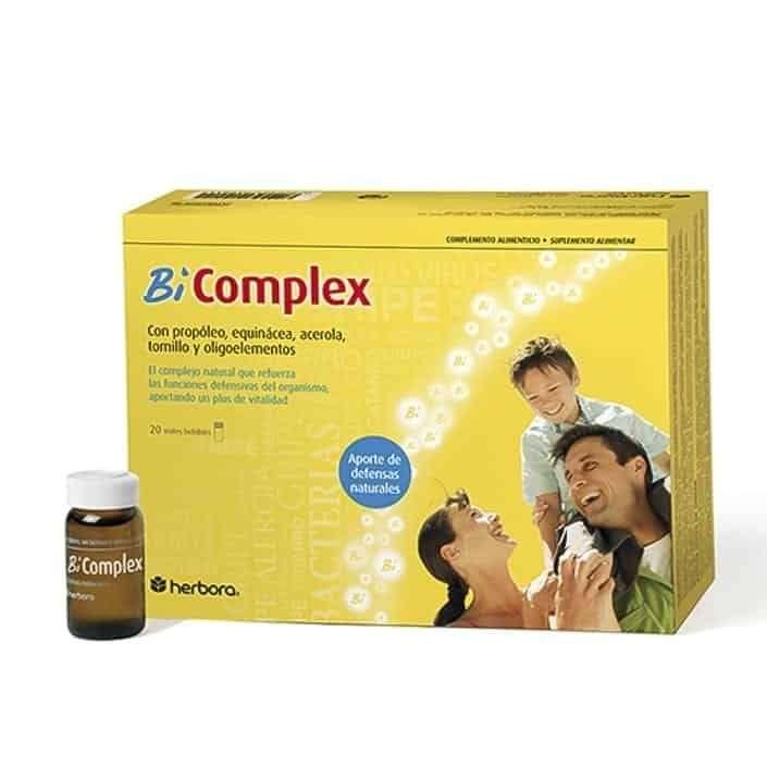 BiComplex 20 viales Herbora