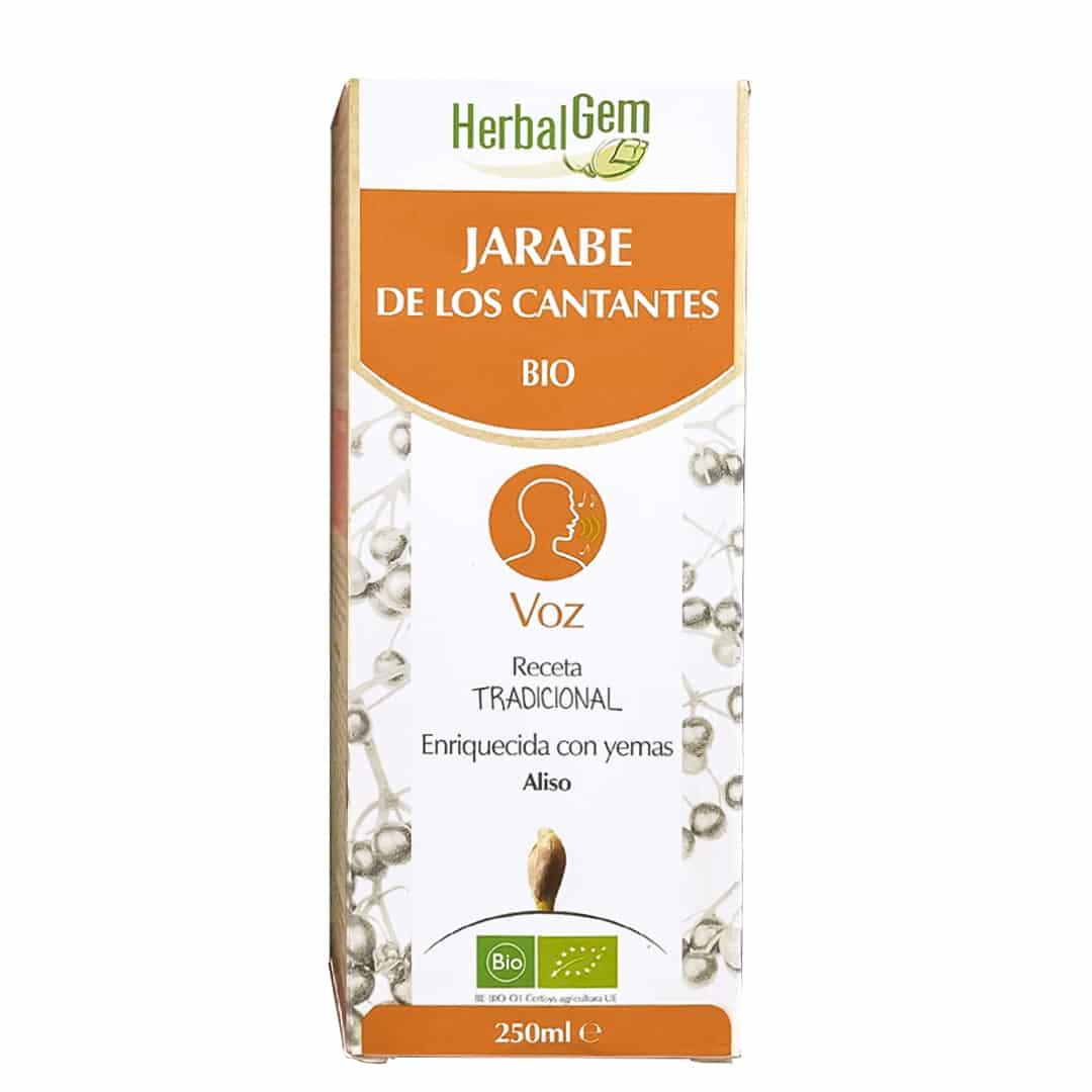 El jarabe de los Cantantes 250 ml Herbalgem