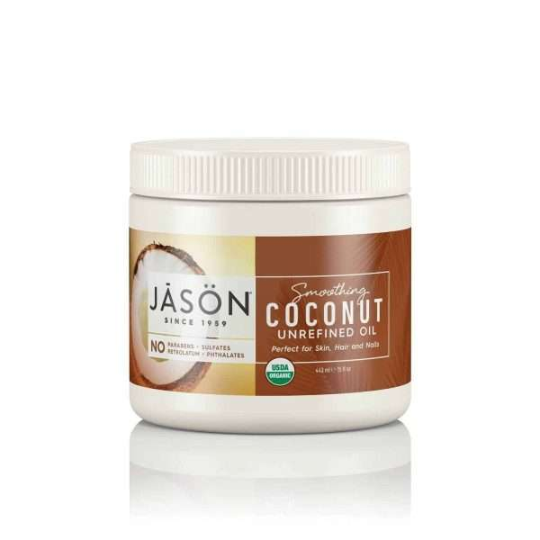 Aceite de Coco virgen 443 ml JASON