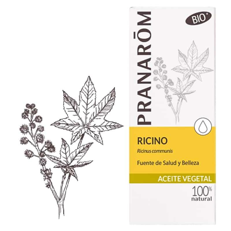 Aceite de Ricino Vegetal Bio 50 ml Pranarôm