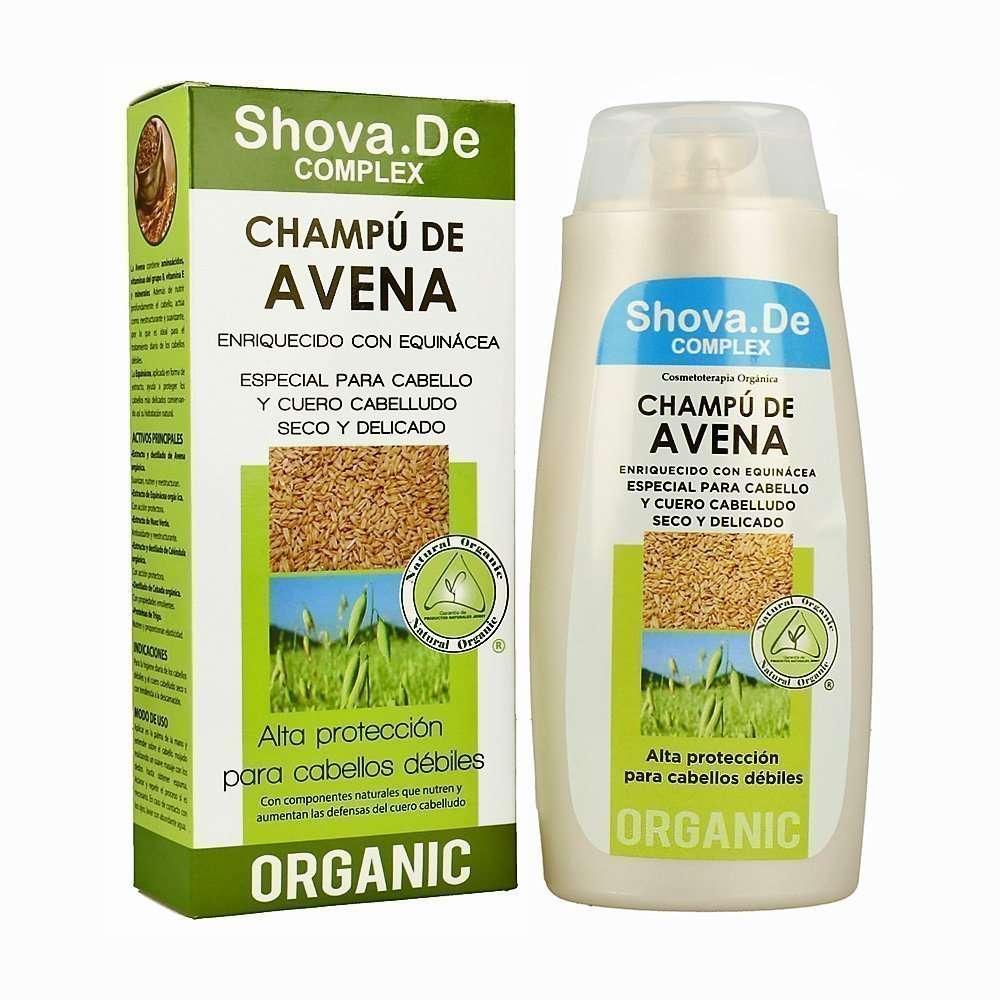 Champú de Avena Shova.de 250 ml