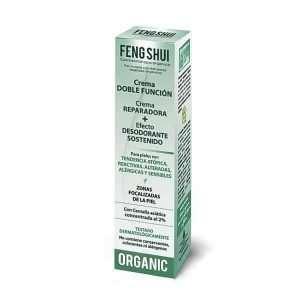 Crema Desodorante Doble función FENG SHUI