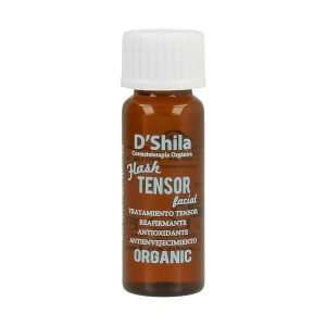 Flash Tensor Facial Organic D´Shila 12 ml